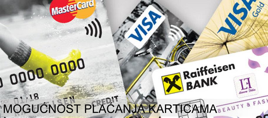 Plaćenje karticama